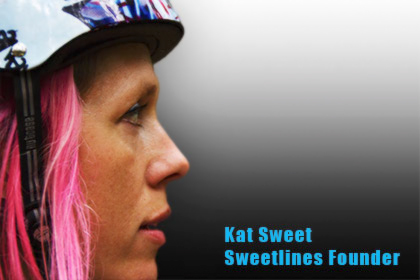 Profile Picture of Kat Sweet of Sweetlines