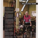 Bike Magazine, 7 Reasons Why, July 2010