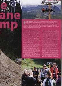 Decline Magazine, See Jane Jump, March 2011