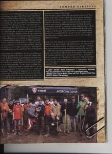 Freehub Magazine Vol 2.1 2011
