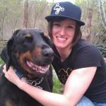 Chelsey & Dog
