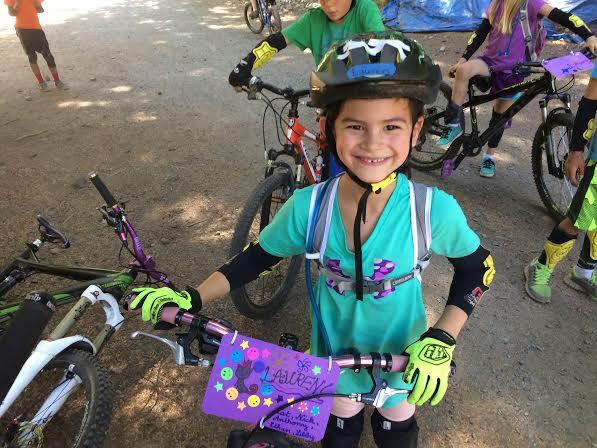 TAG (Take a Girl) Biking Day!