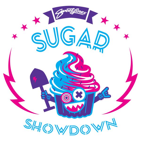Sugar Showdown Logo